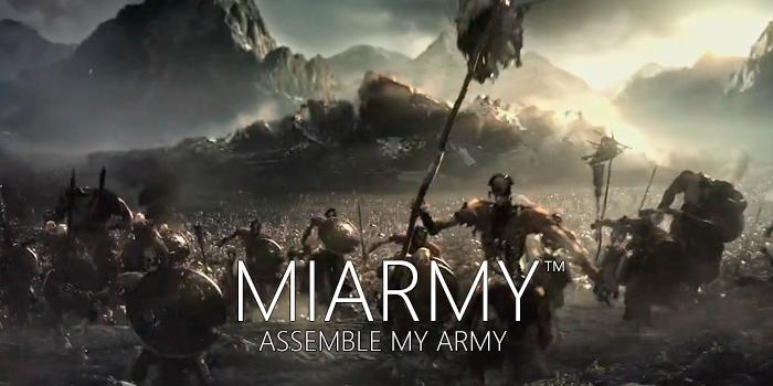 Miarmy, simulación de multitudes para Maya