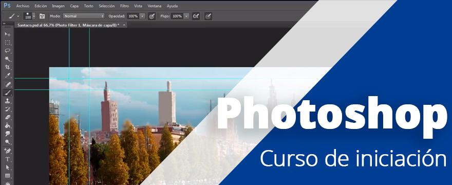 Curso de iniciación a Photoshop