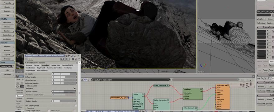 SItoA (Softimage para Arnold) ahora es Open Source