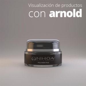 Visualización de productos con Arnold