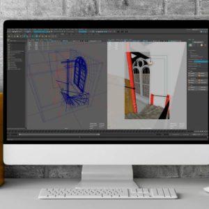 Aprende 3D con Maya