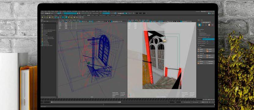 Nuevo curso Aprende 3D con Maya, iniciación