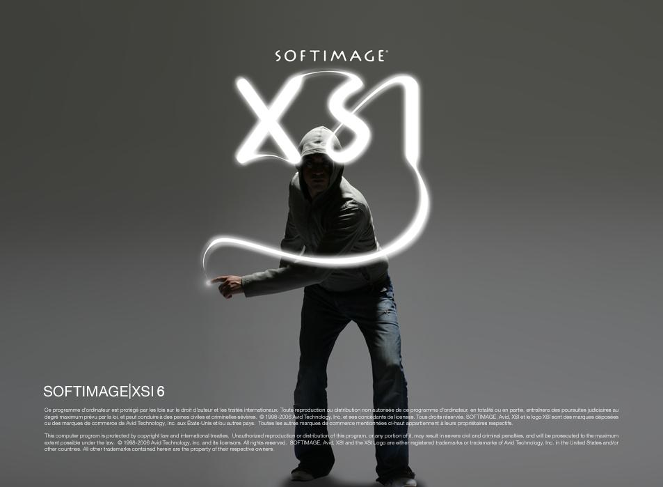 Softimage XSI